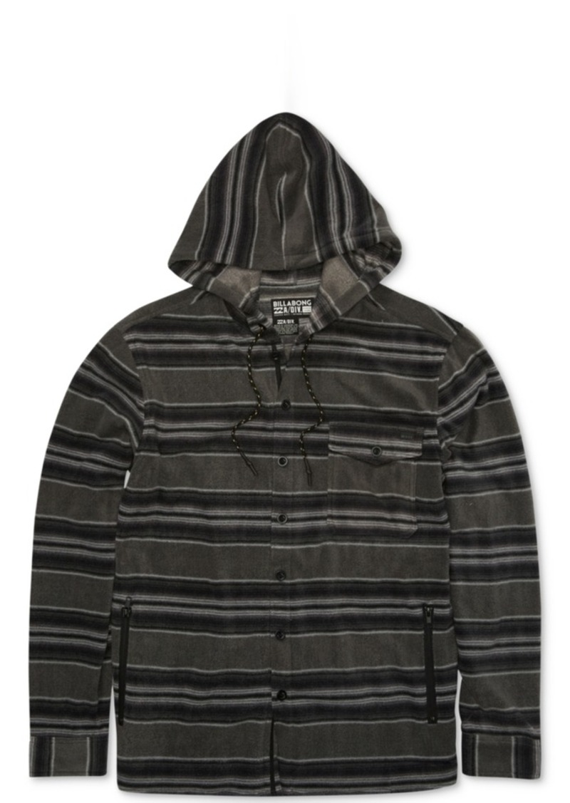 dea0e837e3938 Billabong Billabong Men s Striped Hoodie