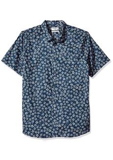 Billabong Men's Sunday Mini Short Sleeve Shirt  S