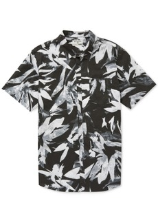 Billabong Men's Sundays Floral Pocket Shirt