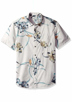 Billabong Men's Sundays Floral Short Sleeve Shirt  2XL