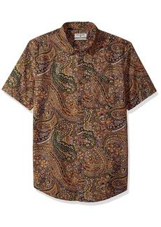 Billabong Men's Sundays Floral Short Sleeve Top  XL
