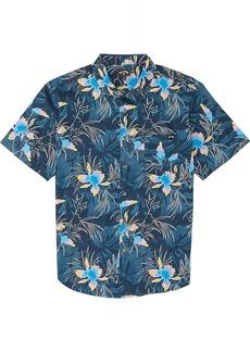 Billabong Men's Sundays Floral SS Shirt