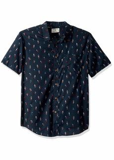 Billabong Men's Sundays July Short Sleeve Shirt