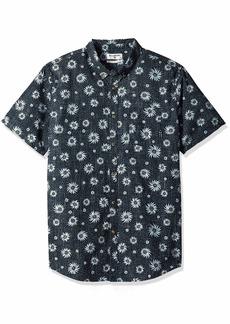 Billabong Men's Sundays Mini Printed Short Sleeve Shirt  2XL
