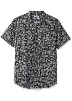 Billabong Men's Sundays Mini Short Sleeve Shirt  S