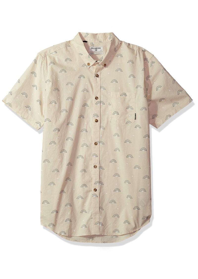 Billabong Men's Sundays Mini Short Sleeve Top  XL