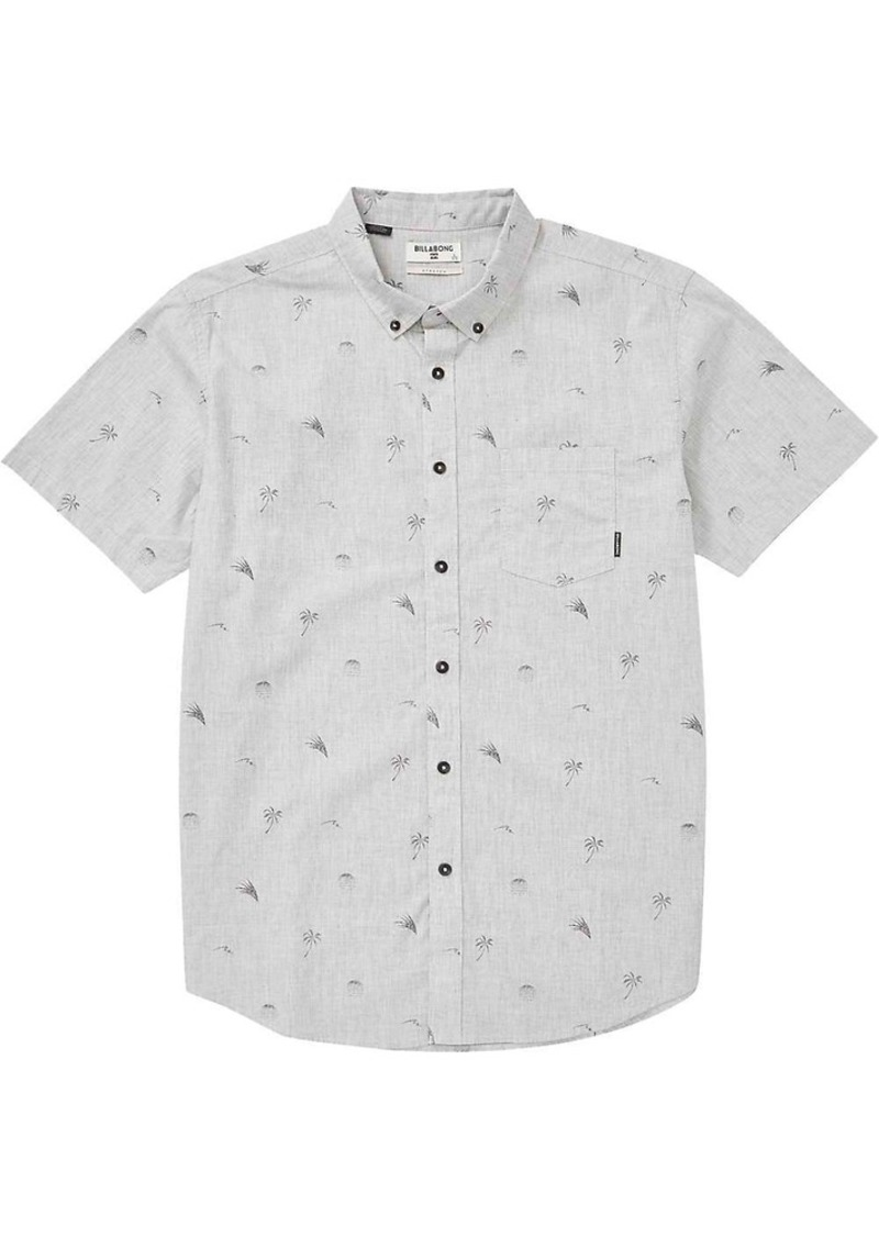 Billabong Men's Sundays Mini SS Shirt