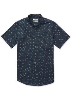 Billabong Men's Sundays Printed Pocket Shirt