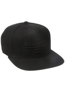 Billabong Men's System Sanpback Hat