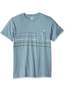 Billabong Men's Team Stripe T-Shirt