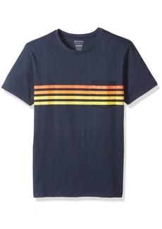 Billabong Men's Team Stripe Tee  S