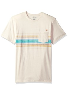 Billabong Men's Team Stripe Tee  XL