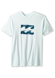 Billabong Men's Team Wave Tee  XL
