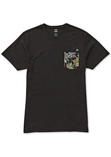 Billabong Men's Teampocket Graphic T-Shirt