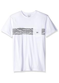 Billabong Men's Thrash Stripe Tee  M