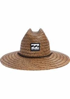 Billabong Men's Classic Straw Lifeguard Hat