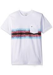 Billabong Men's Trippy Short Sleeve Knit Crew T Shirt