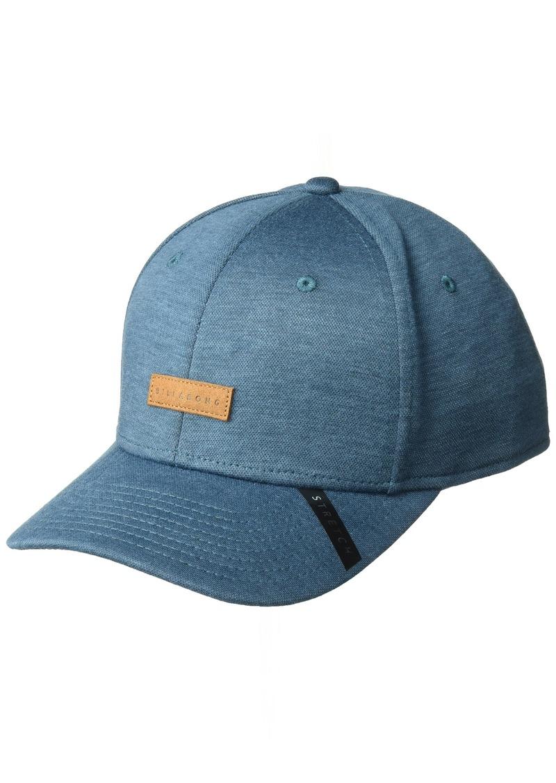 Billabong Men's United Stretch Hat  L/X