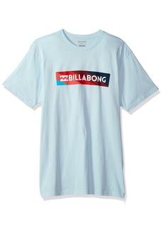 Billabong Men's Unity Block Tee  M