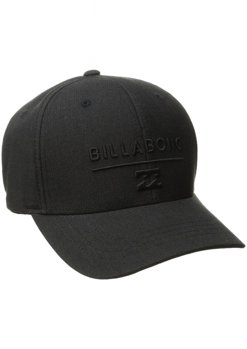 buy popular 7a543 22afb ... ireland billabong mens unity flexfit hat one size ef1db 5d61c