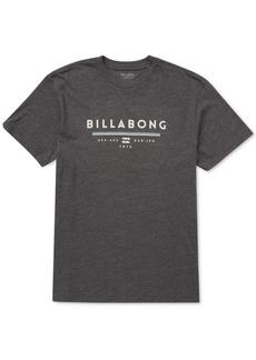 Billabong Men's Untiy Logo Graphic T-Shirt