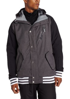 Billabong Men's Varsity Jacket