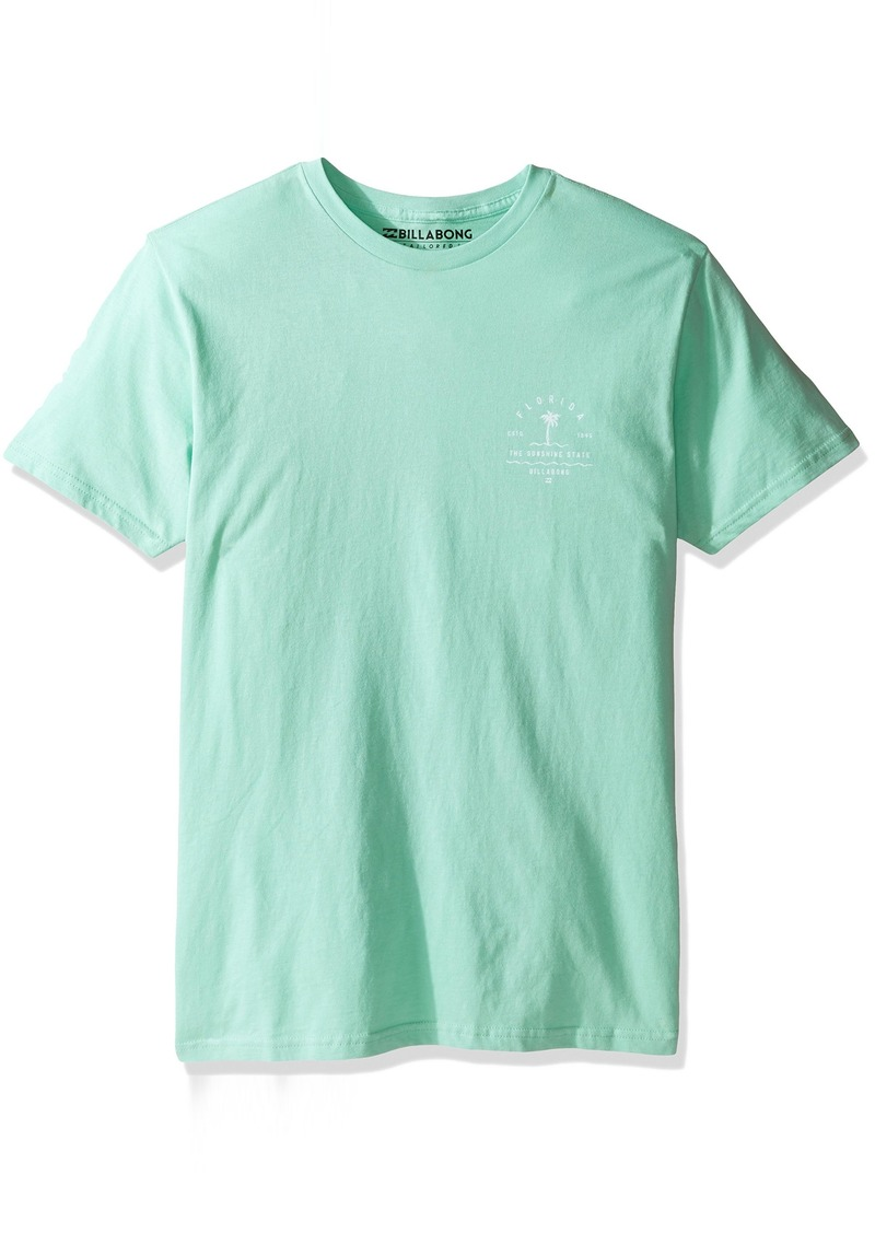 Billabong Men's Vibes T-Shirt Short Sleeve  L