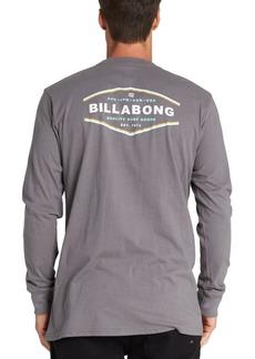 Billabong Men's Vista Logo Graphic T-Shirt