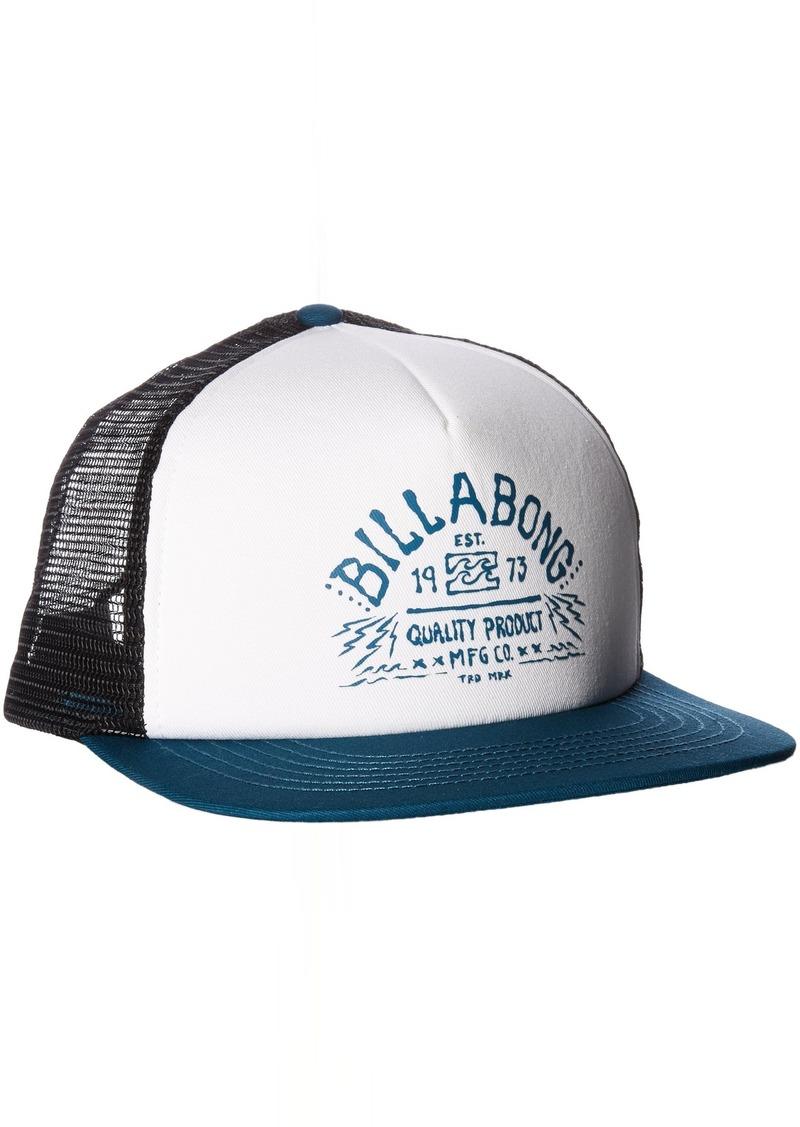 Billabong Men's Voodoo Adjustable Trucker Hat  ONE SIZE