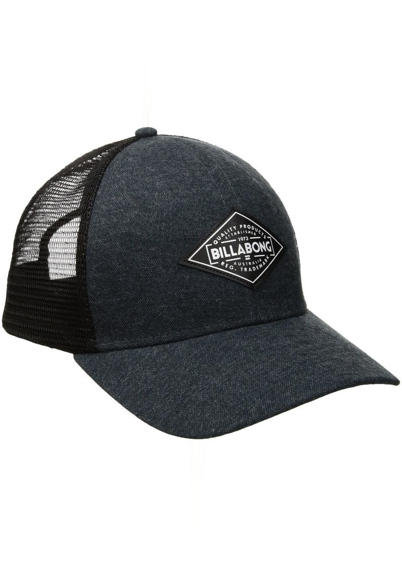 hot sales 4a049 0ba35 ... spain billabong mens walled trucker hat a0625 c974f