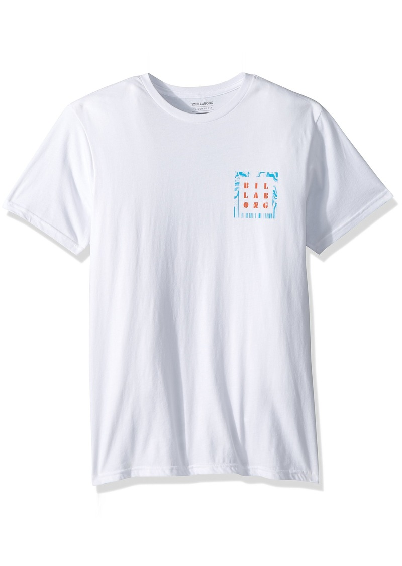 Billabong Men's Warped Tee  M