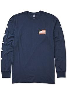 Billabong Men's Washington Logo Graphic T-Shirt