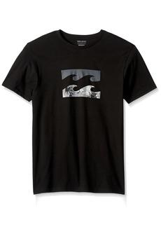 Billabong Men's Wave Logo T-Shirts
