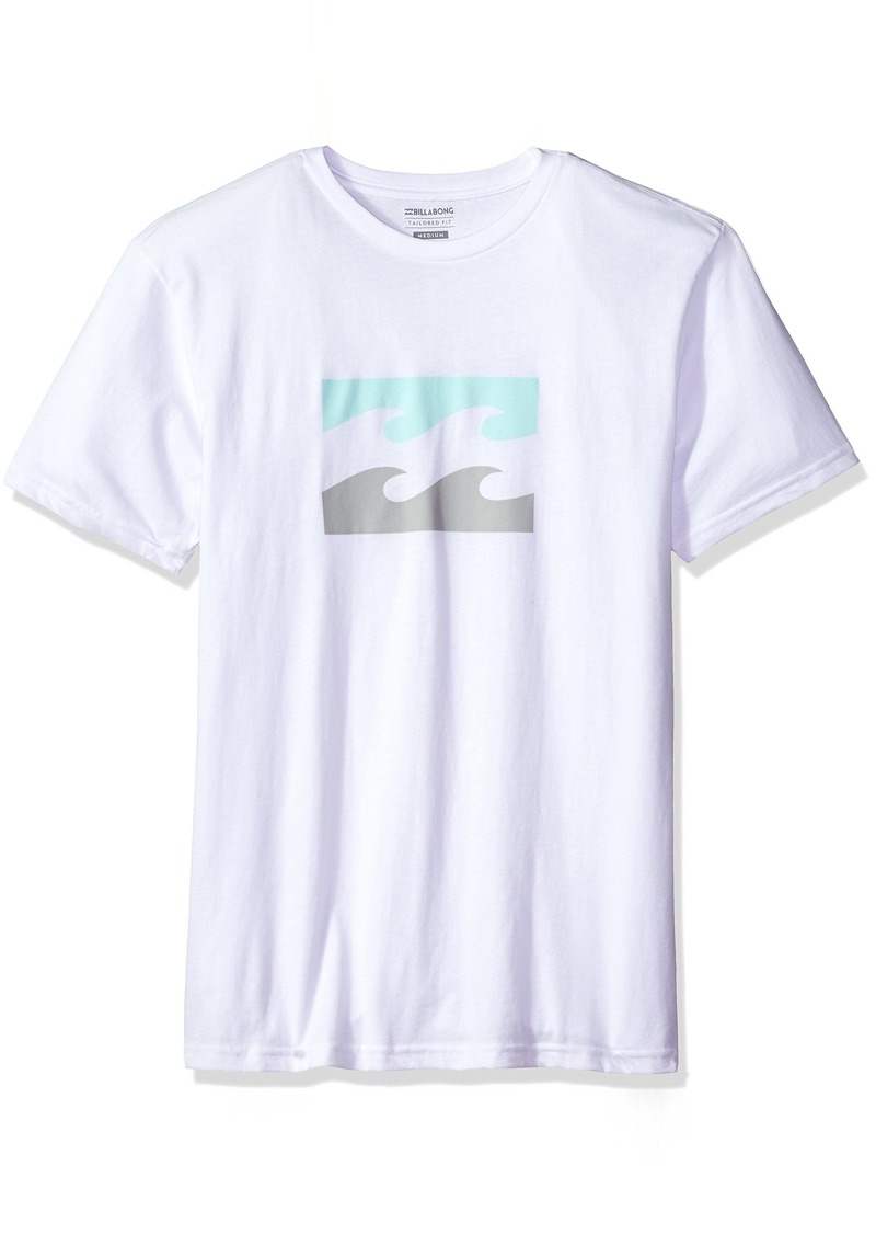 Billabong Men's Wave Tee  S