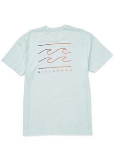 Billabong Men's Waves Graphic T-Shirt