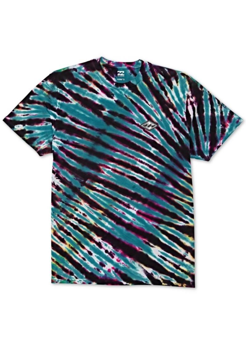 Billabong Men's Yang Tie-Dye T-Shirt