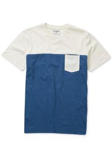 Billabong Men's Zenith Colorblocked Pocket T-Shirt