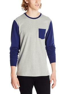 Billabong Men's Zenith Long Sleeve Crew Shirt