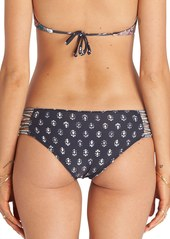 Billabong 'Moon Dancer' Reversible Strappy Bikini Bottoms