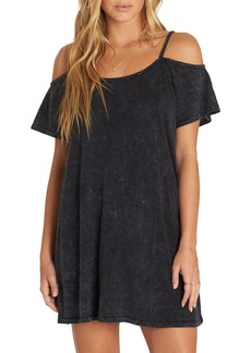 Billabong New Romance Cold Shoulder Dress