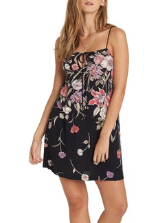 Billabong Night In Print Slipdress