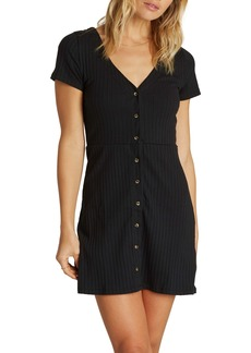 Billabong On with It Minidress