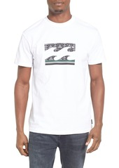 Billabong Pipe Wave Graphic T-Shirt