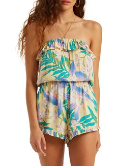 Billabong Pocket Flower Romper