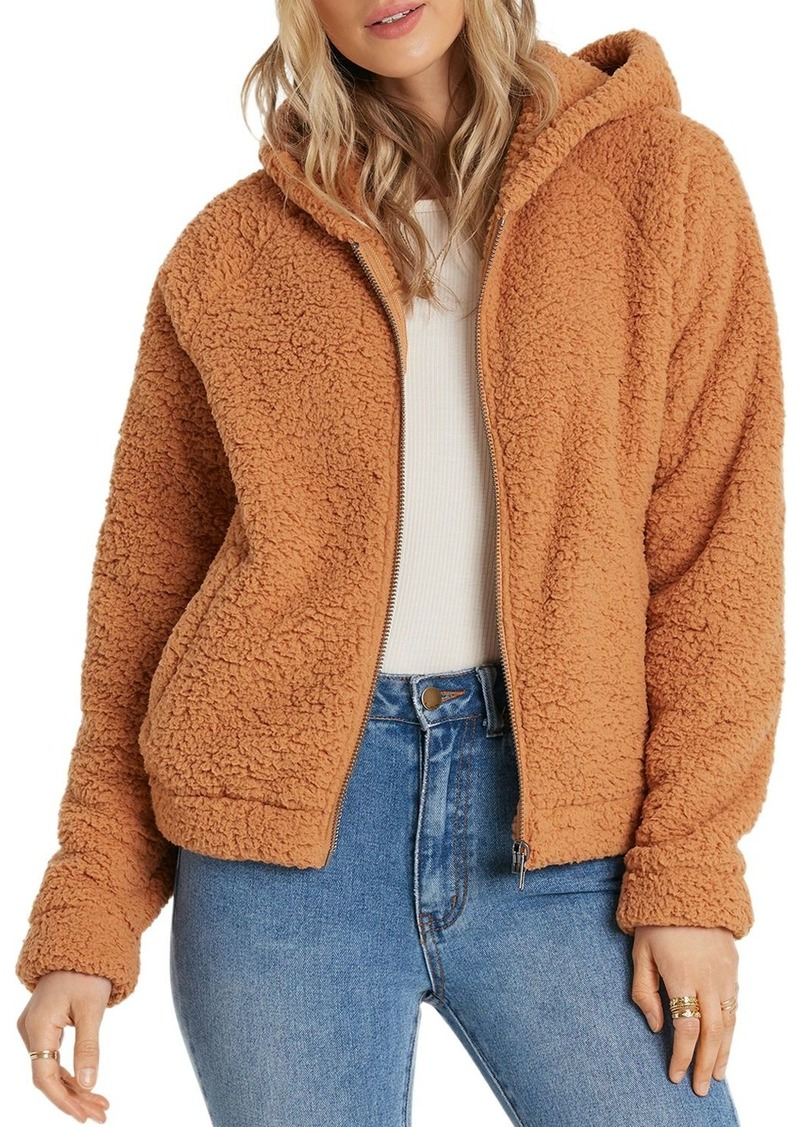 Billabong Reine Teddy Jacket