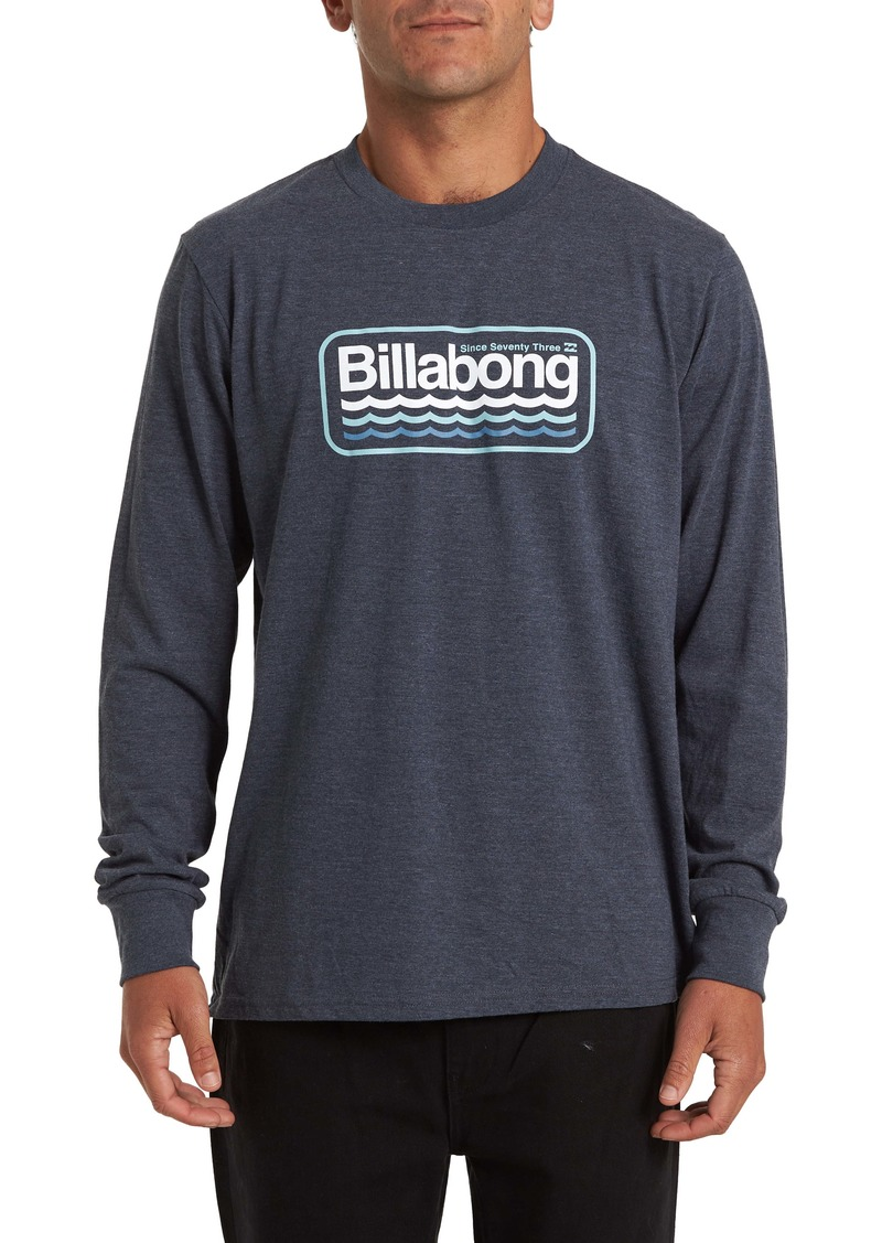 Billabong Ripple Long Sleeve T-Shirt