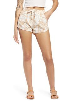 Billabong Road Trippin Floral Twill Shorts