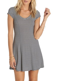 Billabong Same Love Stripe Skater Dress