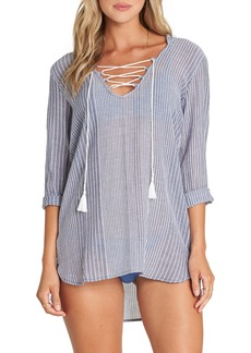 Billabong Same Side Hooded Cover-Up Tunic