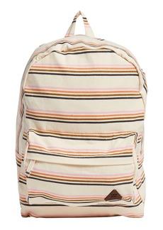 Billabong School's Out 31-Liter Print Backpack